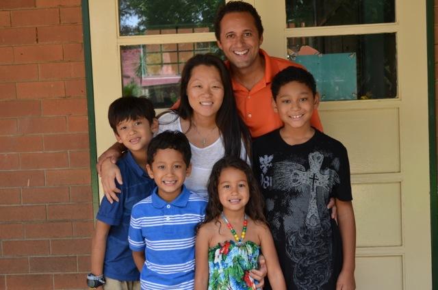 McMillian Family